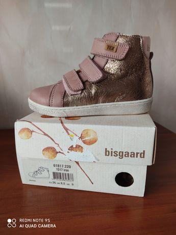 Sneakersy wysokie Bisgaard Denise