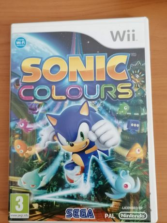 Sonic Colours(Wii)