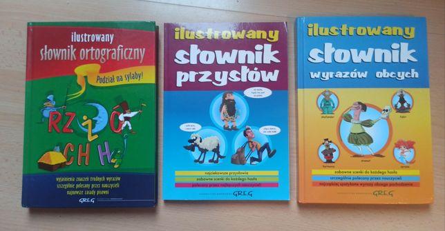 Słowniki ilustrowane