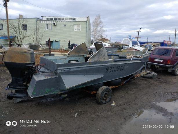 Продам лодку «Казанка-2М»,мотор Suzuki-70DF