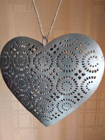 Сердце Металлическое Сувенир