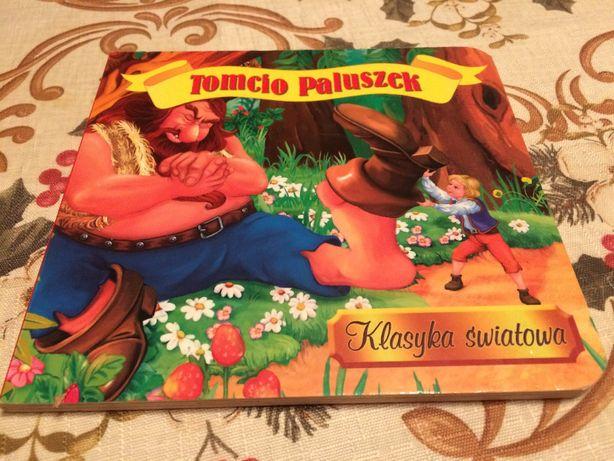 Książka Tomcio Paluszek