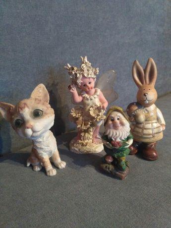 Figurki różne rodzaje