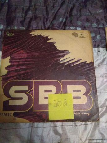 Płyta winylowa SBB