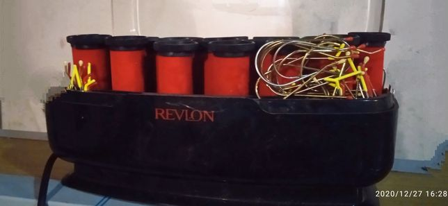 Termoloki Revlon