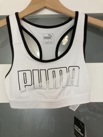 Stanik sportowy Puma XS nowy
