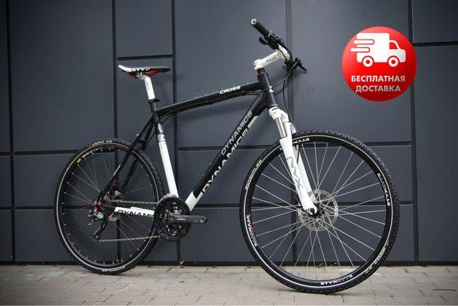 Городской велосипед Dynamics cube cannondale merida trek