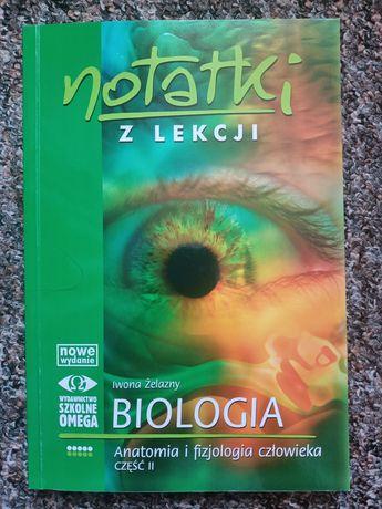 Notatki z lekcji biologia