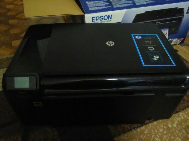 Принтер HP на запчасти