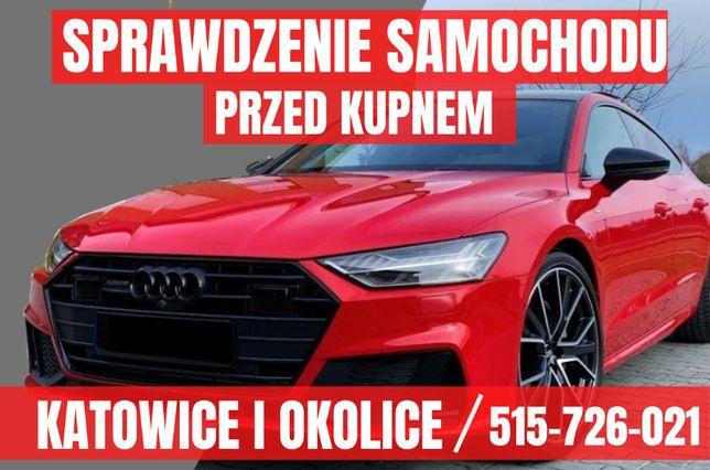 Sprawdzenie samochodu przed zakupem - Katowice, Tychy, Gliwice, Żory