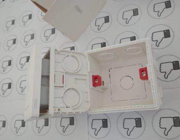Распродажа подрозетник квадратный к розеткам Китай кроме Xiaomi Aqara