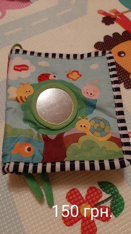 Игрушки для новорождённых, Tiny love