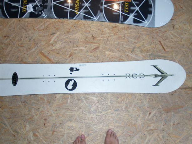 Deska snowboardowa 140 cm