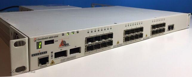 Alcatel-Lucent OS6850-U24X L3