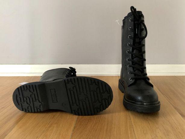 Новые ботинки сапоги для девочки Next