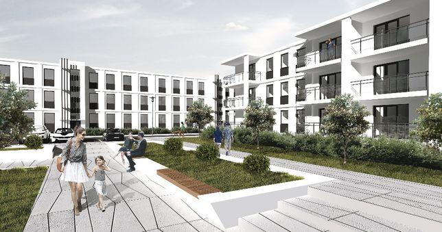 Mieszkanie Od Dewelopera 50,44 m2 Osiedle Park Cegielnia