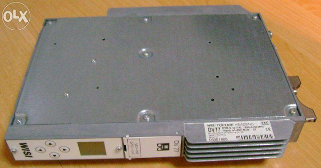 WISI OV77 DVB-S процессор