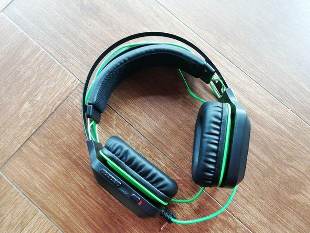 Słuchawki Razer Electra V2 przewodowe, brak mikrofonu, dobry stan