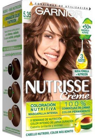 Tinta cabelo garnier selado