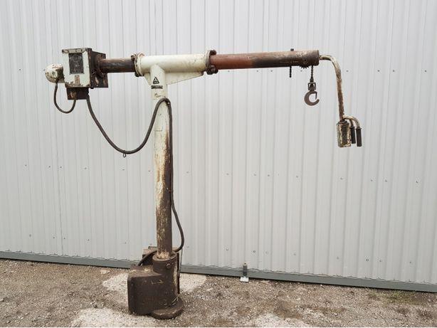 Żuraw suwnica wciągnik wciągarka elektrowciąg