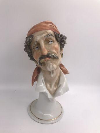 Фигурка статуэтка фарфоровая бюст