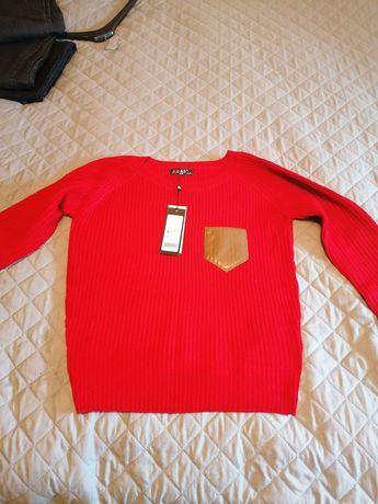 Nowy sweterek xl/xxl