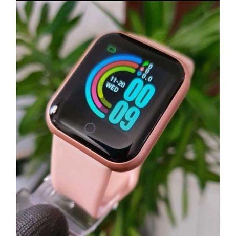 Smartwatch / Smartband L18 - Relógio Inteligente - Rosa