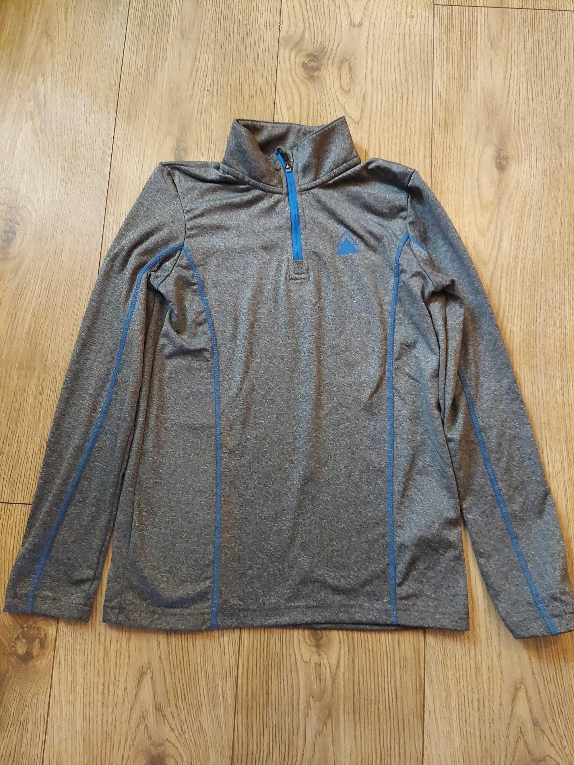 Bluzka, 3 bluzki chłopięce, 134 cm Cool Club używane