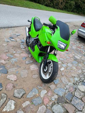 Kawasaki GPZ 500 EX 500 A zamiana