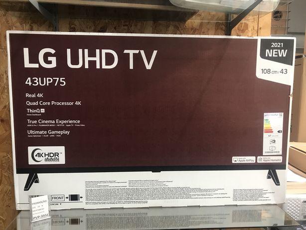 TV LCD LG 43 polegadas NOVO