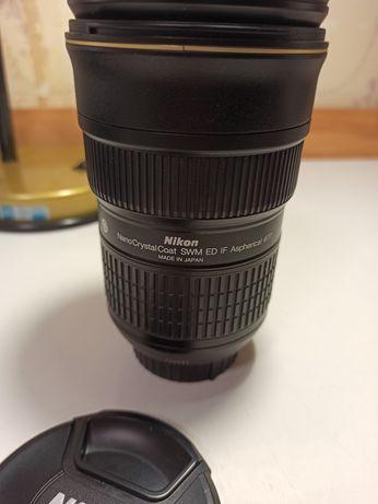 Nikon N AF-S Nikkor 24-70mm 1:2.8G ED