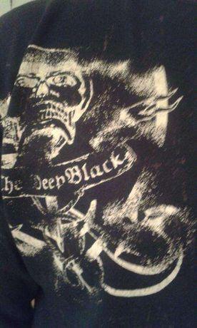 "Czarna bluza""Urban Ketalilian"" The Deep Black."