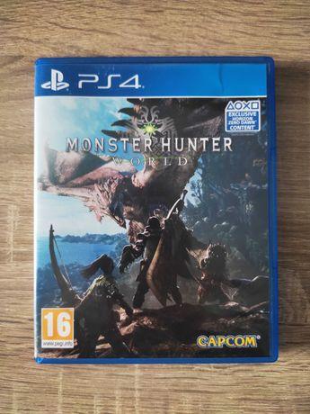 Monster Hunter: World - PS4 (Portes Grátis)
