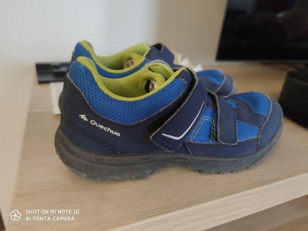 decathlon rozm 33 trekingowe buty domyos