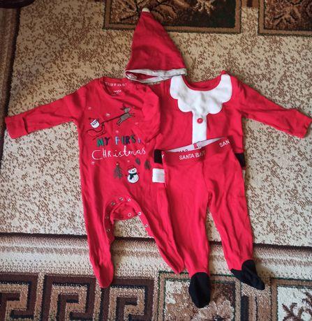 Новорічні речі для немовлят