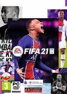 Gra na PC FIFA 21 PL Nowa