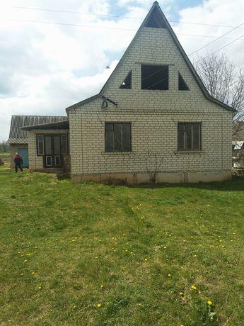 Продам недобудований будинок в с. Іскрене.