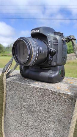 Máquina Nikon d600