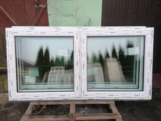 Okno PCV 200 x 100 Nowe aluplast 2000 x 1000
