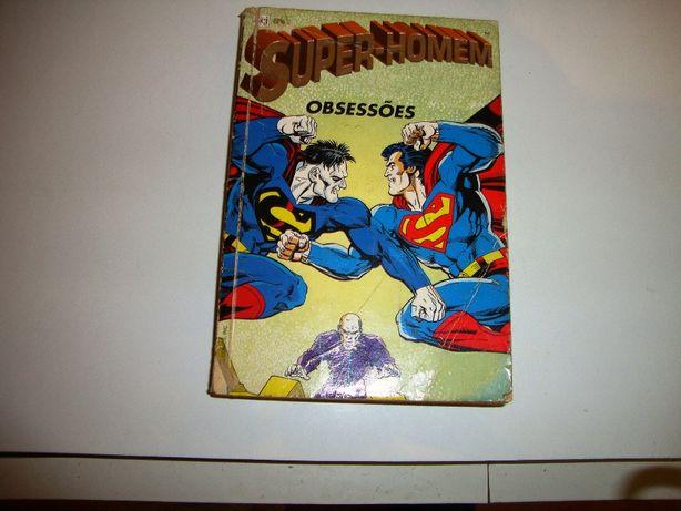 Super-Homem, Banda desenhada antiga