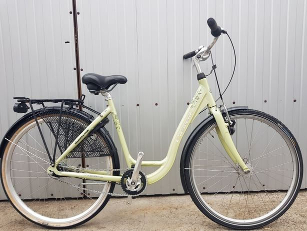 Шведський жіночий велосипед Crescent, планетарна втулка shimano nexus