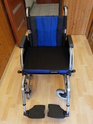 Wózek inwalidzki firmy vermeiren