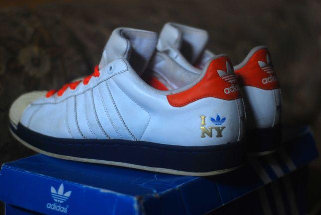 Взуття шкіряні кросівки Adidas Superstar 35th Anniversary Collection