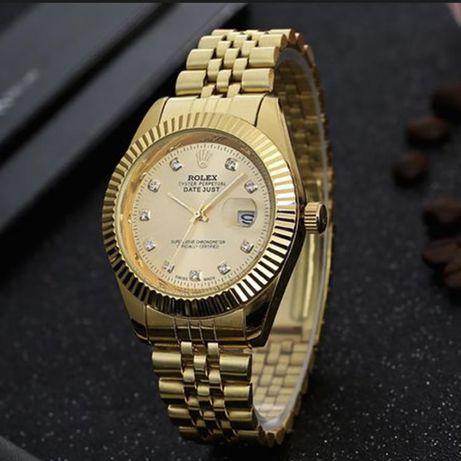 Zegarek ROLEX złoty