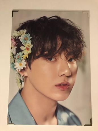 BTS JungKook JK love yourself tour ly premium photo