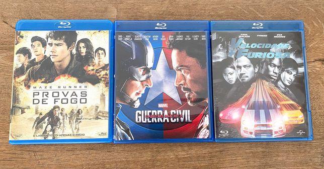 Blu-ray's Variados