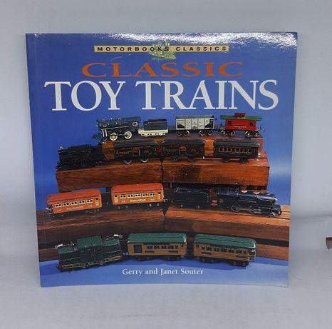 Książka/Album 'Classic toy trains' Kolejki elektryczne Gerry Souter