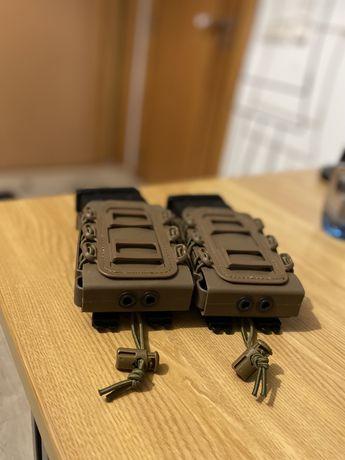 Bolsa rigida para carregadores M4 airsoft!!