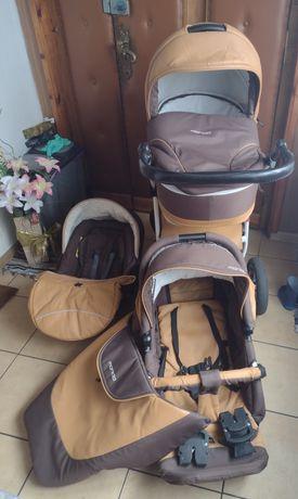 Wózek Expander Mondo Ecco 3w1