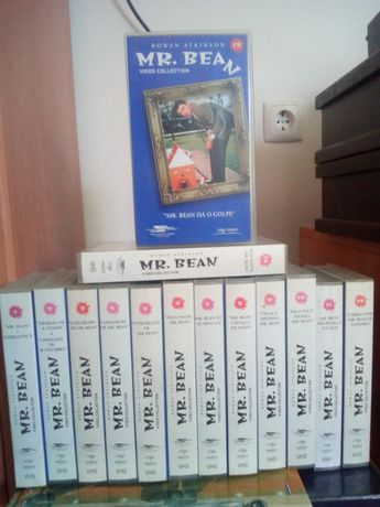 VHS Mr. Bean